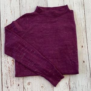 Loft High Neck Sweater